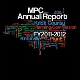 MPC Annual Report cover