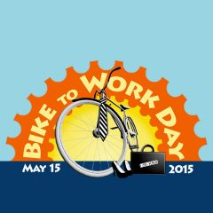 Bike to Work Day 2015, facebook cover