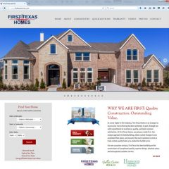 "<a href=""http://www.firsttexashomes.com"" target=""blank"">First Texas Homes</a>"