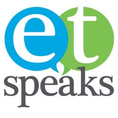 ET Speaks logo