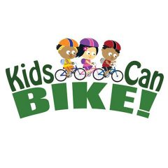 Kids Can Bike logo