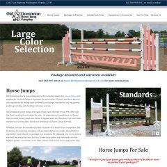 "<a href=""https://www.olddominionjumps.com"" target=""blank"">Old Dominion Horse Jump Company</a>"