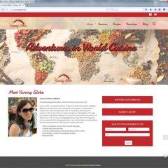"""<a href=""""http://www.yummyglobe.com"""" target=""""blank"""">Yummy Globe</a>"""